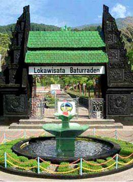 Loka Wisata Baturaden