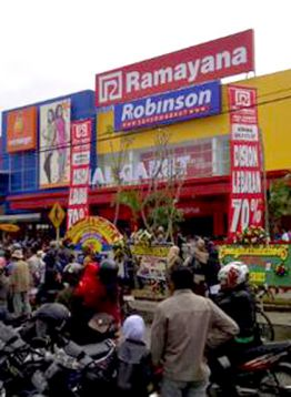 Ramayana Mall Garut