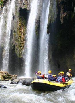 Songa Rafting