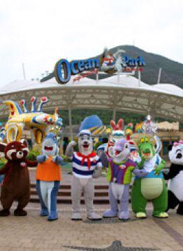 Ocean Park BSD City
