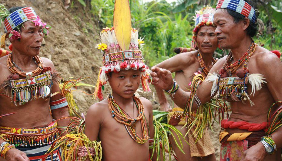 Warga Mentawai
