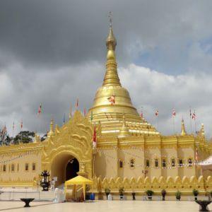 Vihara Pagoda Lumbini