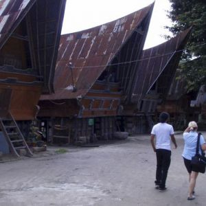 Desa Tomok