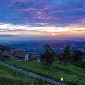 Sunset Umbul Sidomukti