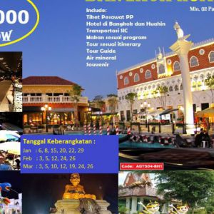 tour hua hin-cha am-pranburi