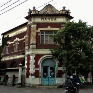 Gedung Marba