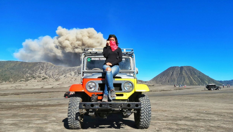 Jeep Bromo